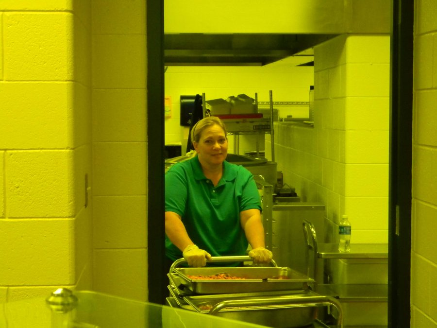 Life After the Lines; Profile of a Lunch Lady