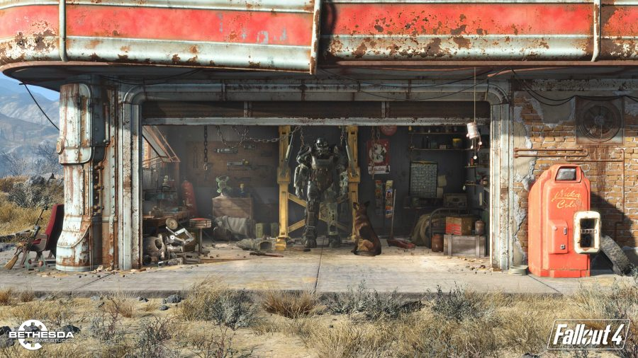 Fallout 4, Barren Wasteland or Vault-Tec Approved?