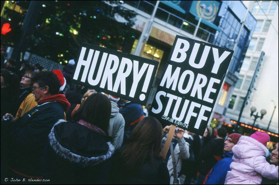 Black Friday Too Materialistic? An Opinion