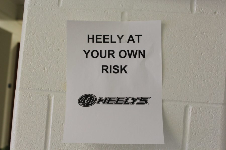 Are Heelys Rolling Back Into Style? Will the Administration Let Them?