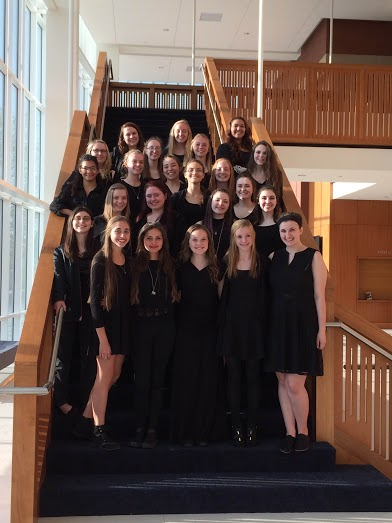 States is a Lark for PHS Treble Choir