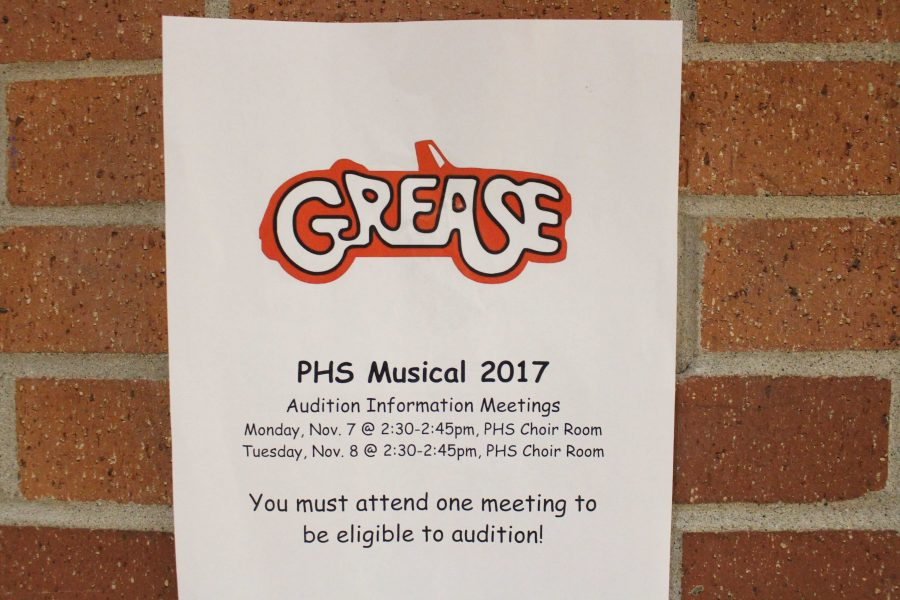 Music Dept. hopes to wow with Grease