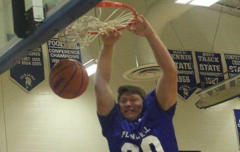Trojan Basketball.