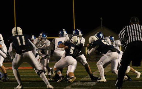 Plainwell vs. Grand Rapids South Christian football playoff highlights 9.27.17