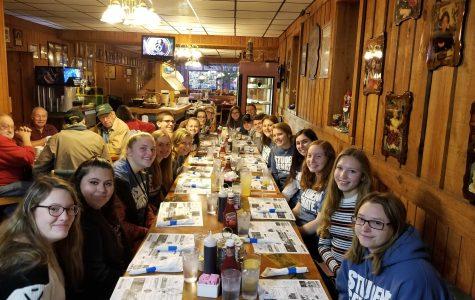 Student Senate Breakfast