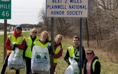 Adopt a Highway Cleanup Crew