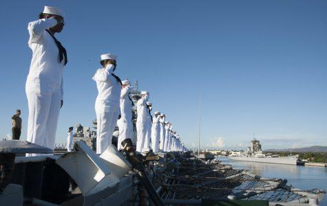 Pearl Harbor, 78 years ago
