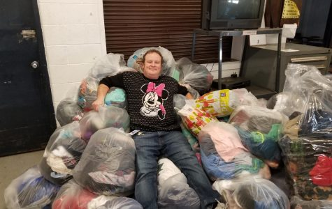 Plainwell's winter clothing drive is a success!