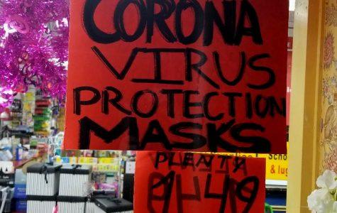 Cough, cough...coronavirus 101