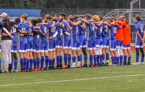 The 2020-2021 Varsity Soccer Team