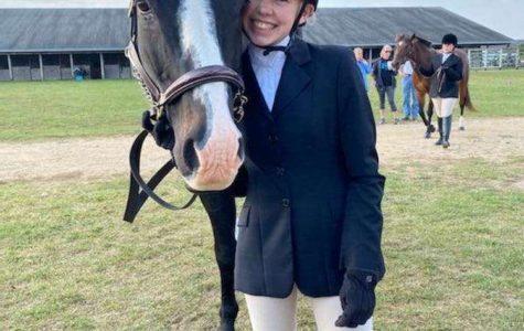 Gernaat, Jannett Show Dedication To Equestrian Team