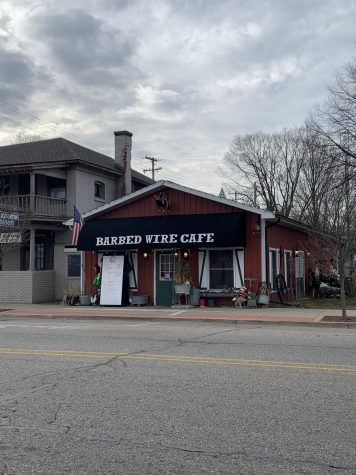 The Barbed Wire Cafe